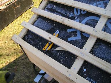 Roof Installation Timothy B Schwan Cedar Shingle Milling